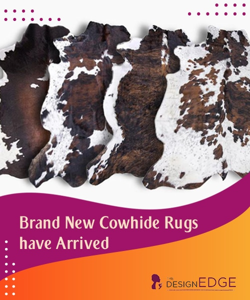 Brand New Cowhide Rugs 1