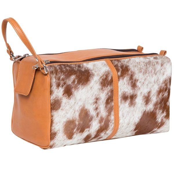 Toiletries Bag Singapore Cowhide Leather Wallet And
