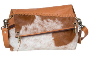 Cowhide Purse 300x195
